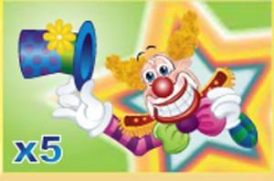 Clown wingrattage