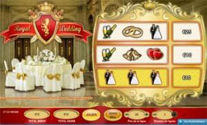 Royal Wedding grattage