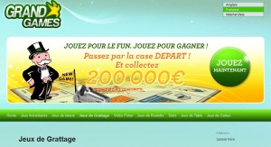 grattage Belgique grand Games 300x163 Grand Games be